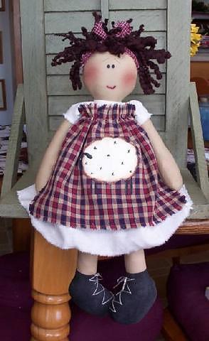 Видео как сделать тряпичную куклу своими руками